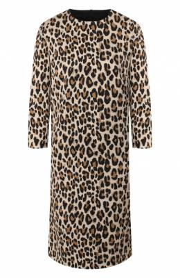Платье с принтом Escada 5031687