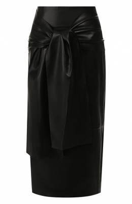 Кожаная юбка Joseph JF003498