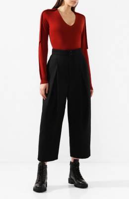 Шерстяной пуловер Rick Owens R019F5693/M