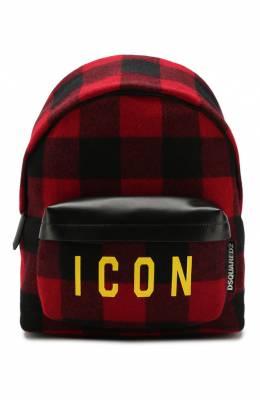 Текстильный рюкзак Dsquared2 BPM0019 01W01069