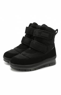 Текстильные ботинки Jog Dog 13021R/TU0N0 CAM0UFLAGE/29-35