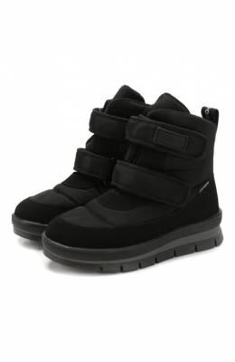 Текстильные ботинки Jog Dog 13021R/TU0N0 CAM0UFLAGE/23-28