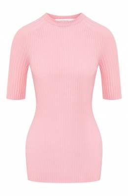 Хлопковый пуловер Victoria Beckham TP KNT 11027