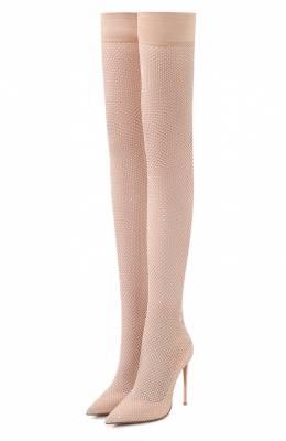 Текстильные ботфорты Le Silla 2116N100R1PPCAY