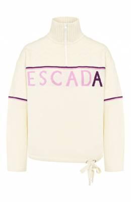 Шерстяной свитер Escada Sport 5031215