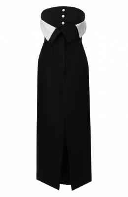 Шерстяное платье Acne Studios A20152