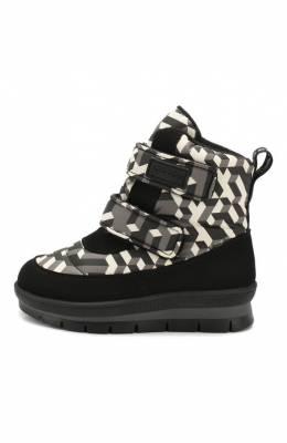 Утепленные ботинки Jog Dog 13021R/TU0N0 M00N/23-28