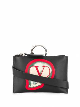 Valentino клатч Valentino Garavani x Undercover Go Skull SY0P0R08FAQ