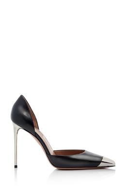 Серебристо-черные туфли Very Vera 105 Vera Brezhneva x Aquazzura 975156405