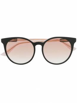 Gucci Eyewear солнцезащитные очки в круглой оправе GG0488SA