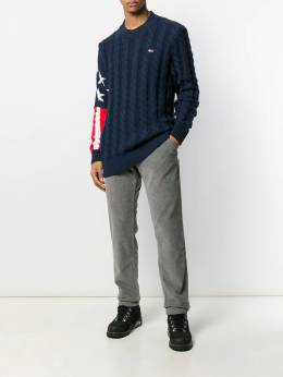 Tommy Jeans джемпер фактурной вязки DM0DM06997
