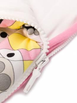 Emilio Pucci Junior спальный конверт с принтом 9L0549LB660510