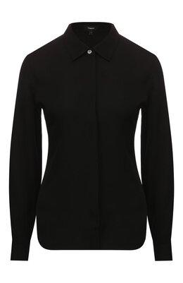 Шелковая блузка Theory I1002506