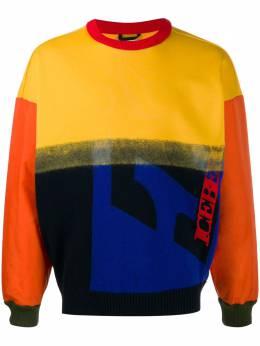 Iceberg свитер в стиле колор-блок E0504907