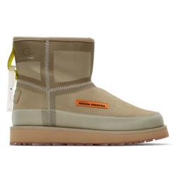 Heron Preston Beige UGG Edition Urban Tech Boots 192967M22300109GB