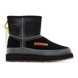 Heron Preston Black UGG Edition Urban Tech Boots 192967M22300205GB