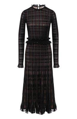 Платье Alexander McQueen 585185/Q1AB6