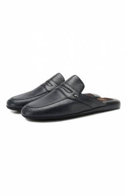 Кожаные домашние туфли Aldo Brue PCU127H-CM