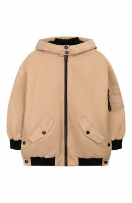 Куртка с капюшоном Ermanno Scervino 45I CP01 VIN/4-8