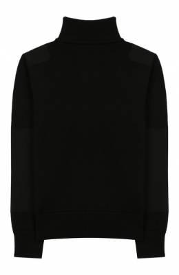 Шерстяной свитер Moncler Enfant E2-954-92000-05-A9155/8-10A