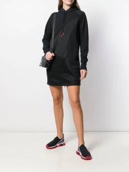 Puma худи с принтом Karl Lagerfeld 595571