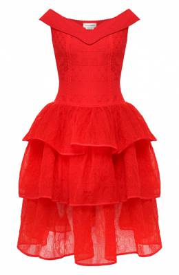 Платье Alexander McQueen 585197/Q1AD2