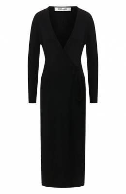 Платье из смеси шерсти и кашемира Diane Von Furstenberg 13334DVF