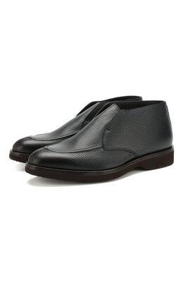 Кожаные ботинки Doucal's DU2503CALVUM019TB00