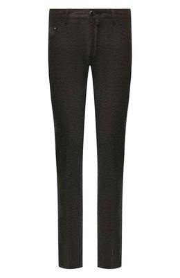 Шерстяные брюки Jacob Cohen J688 W00L CL C0MF 01658-N/52