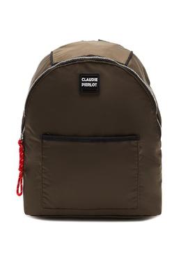 Зеленый рюкзак из нейлона Angus Claudie Pierlot 2631157937