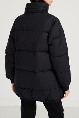 Объемное пальто с капюшоном Maje 888157950