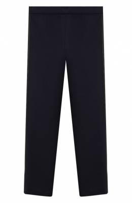 Шерстяные брюки Burberry 8017708