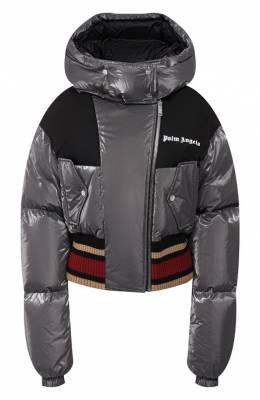 Пуховая куртка Palm Angels PWED004E197180370800