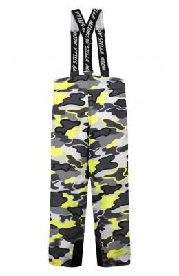 Утепленные брюки Stella McCartney 566443/SNK78
