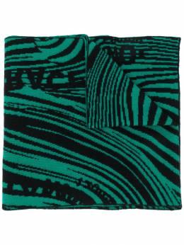 Rokh трикотажный шарф с узором R3CA24MW