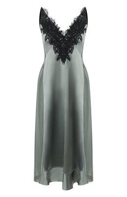 Шелковое платье Dorothee Schumacher 449202/SATIN SEDUCTI0N