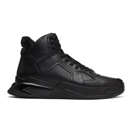 Balmain Black B Ball Sneakers 192251M23600104GB
