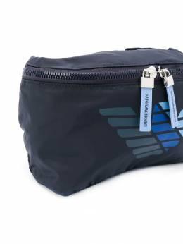 Emporio Armani Kids поясная сумка с логотипом 4025149A561