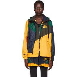 Nike Multicolor Sacai Edition NRG Ni-02 Hooded Anorak CD6298-739