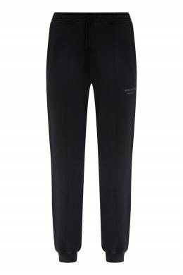 Черные спортивные брюки с кулиской Acne Studios 876157768