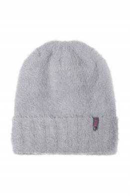 Серая шапка бини Ridge Roxy 2750158996