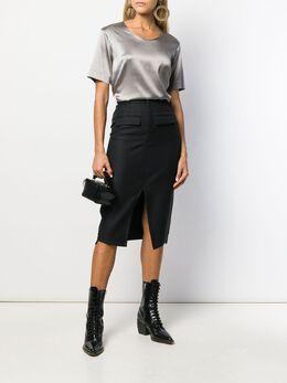 D'Exterior блузка с короткими рукавами 49755