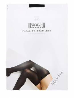 Fatal Opaque Nylon Stay-up Stockings Wolford 70IVOP027-NzAwNQ2