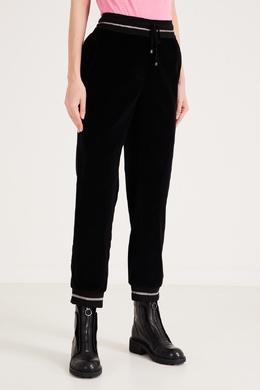 Спортивные брюки из велюра Lorena Antoniazzi 2136159178