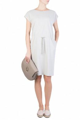 Белое хлопковое платье Fabiana Filippi 2658160366