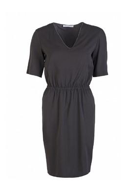 Приталенное платье из шелка Fabiana Filippi 2658160377
