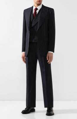 Шерстяной жилет Dolce & Gabbana G703MT/FR2XI