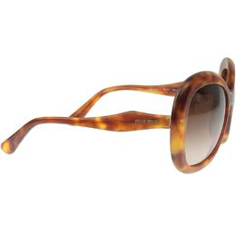 Miu Miu Tortoise/Brown Cat Eye Sunglasses 237280