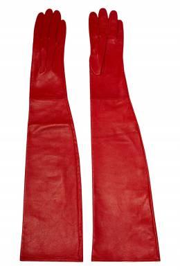 Перчатки красного цвета Chapurin 778160146
