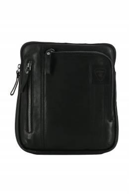 Кожаная сумка на молнии Strellson 585160811